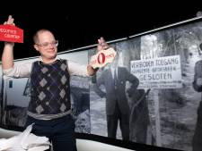 Vrijheidsmuseum krijgt 'wc-bordjes' gemaakt voor verwoeste villa zonder deuren in 1945