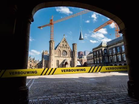 Renovatie Binnenhof jaar uitgesteld