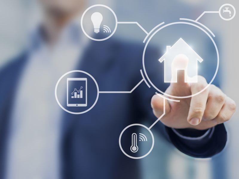 Een belangrijke stap om onze huizen en appartementen energiezuiniger te maken, is intelligent of smart wonen.