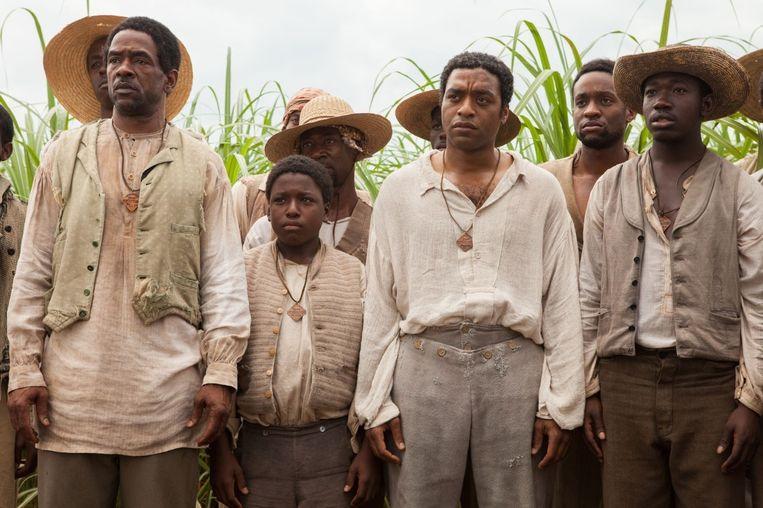 Een beeld uit Oscarwinnaar '12 Years a Slave'. Beeld kos