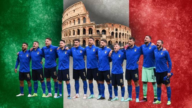 EK-QUIZ. Wat weet u allemaal over de Italiaanse voetbalploeg? Test het in tien vragen!
