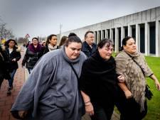 Nabestaanden van Mitch Henriquez demonstreren mee tegen politiegeweld
