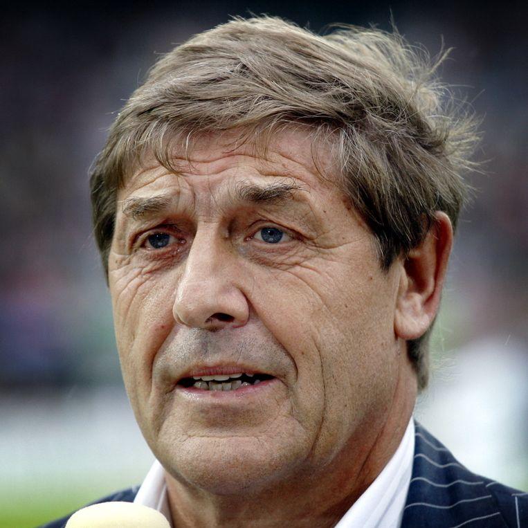 Theo van Duivenbode, het 'voetbalgezicht' in de nieuwe RvC. Beeld PRO SHOTS