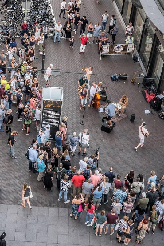 De Kiloknallers, Nederlands Kampioen straatmuziek