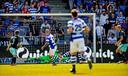Bryan Smeets maakt de 1-1 tegen Ajax.