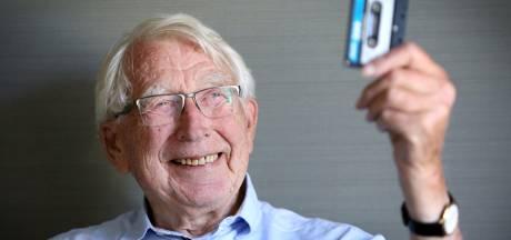 Brabantse vondsten: Lou Ottens, de bescheiden uitvinder van het cassettebandje