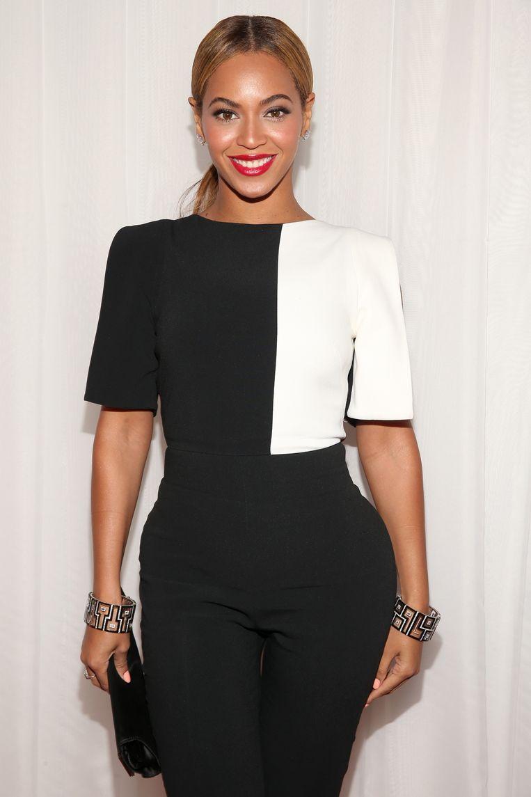 Beyonce bij de Grammy's in 2013. Beeld Getty Images for NARAS