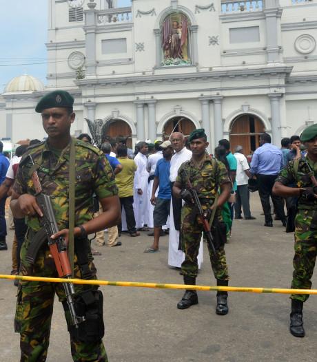 De geschiedenis van Sri Lanka was al gedrenkt in bloed