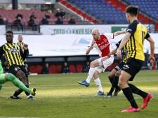 LIVE   Pasveer houdt Vitesse op de been, wie verovert de beker?