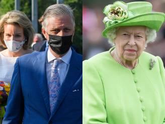 ROYAL BITS. Koning Filip en Mathilde moedigen olympiërs aan en Queen Elizabeth spendeert eerste vakantie zonder prins Philip