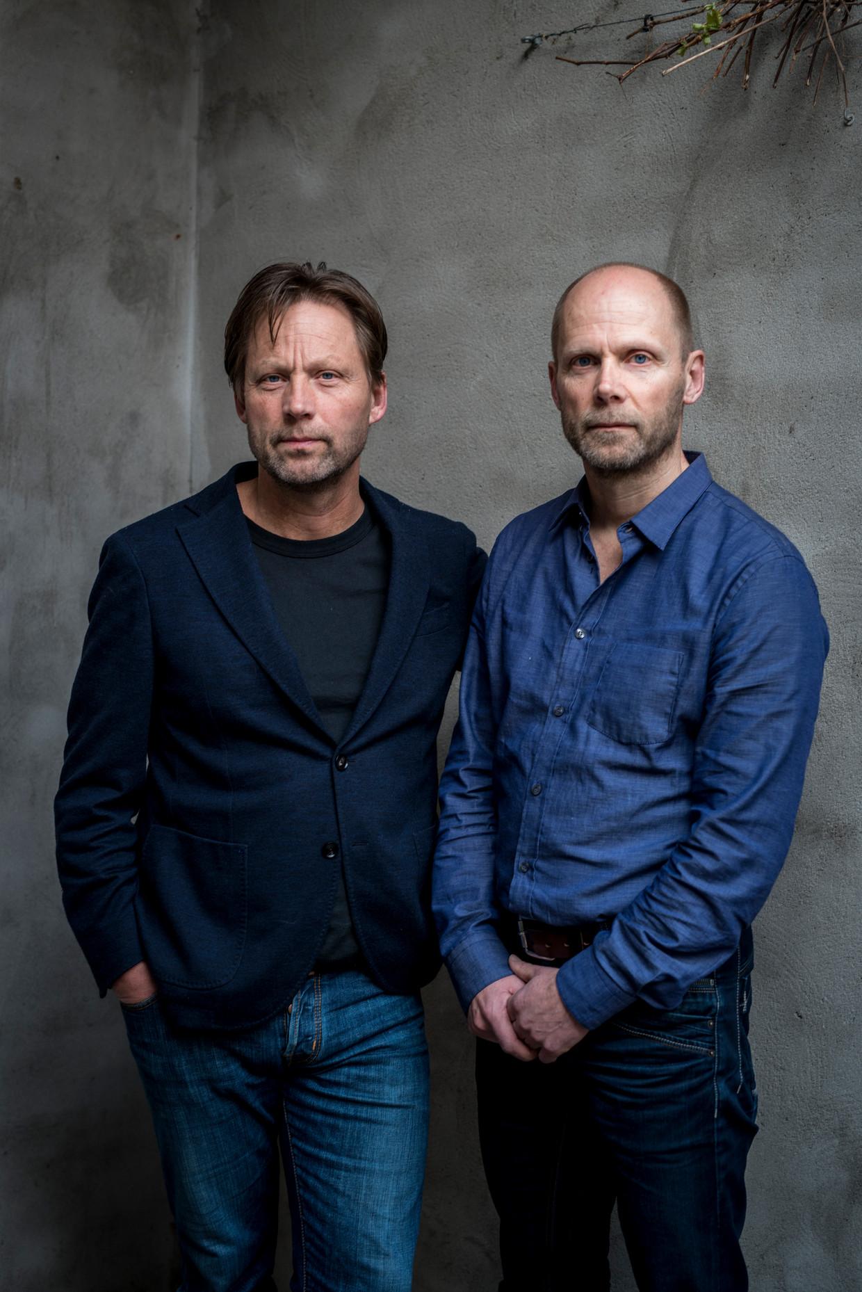 Wim en Hans Faber