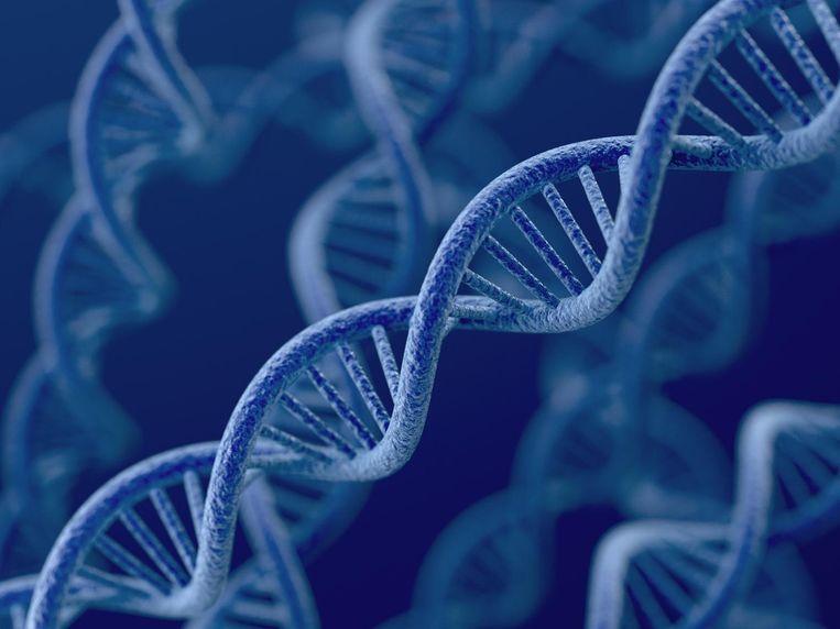 DNA. Beeld thinkstock
