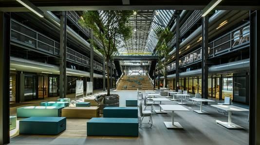 Het nieuwe TechMed Centre van de UT.