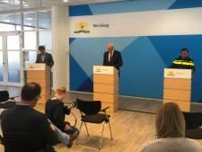 Kijk hier de persconferentie van burgemeester Remkes over het drama in Scheveningen terug