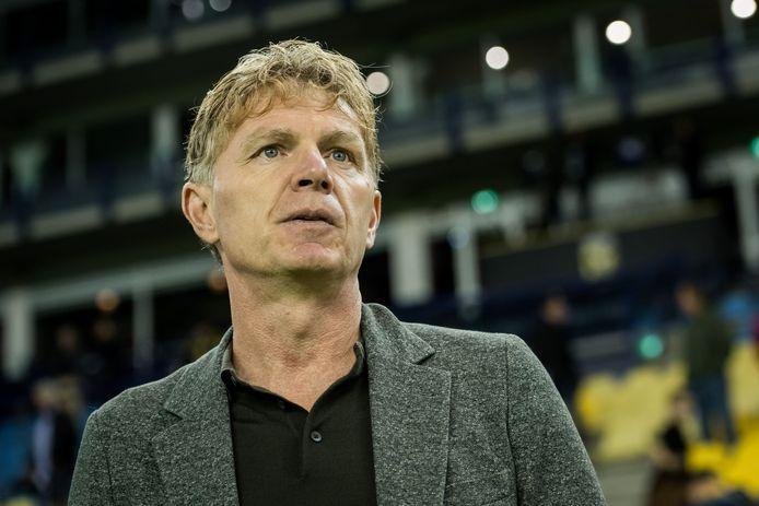 Alfons Groenendijk wordt toch niet de assistent-trainer van PEC Zwolle.