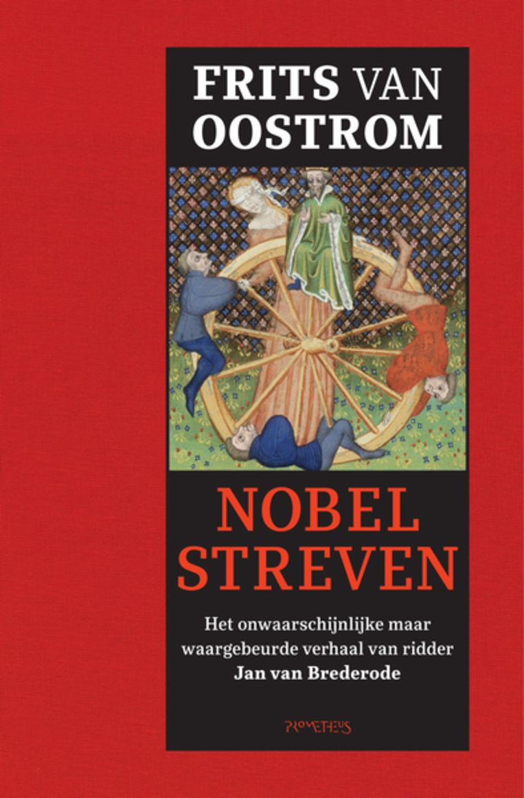 Frits van Oostrom, Nobel streven. Beeld RV
