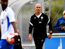 Letsch na loting Vitesse: 'Vertrouwen in het behalen van de play-offs'