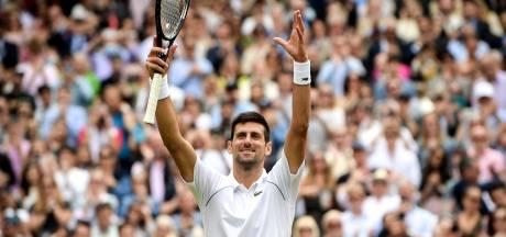 Centième victoire sur gazon pour Djokovic, en demi-finales pour la 10e fois à Londres
