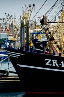 Konvooi vissers vertrekt in augustus vanaf Urk om te protesteren
