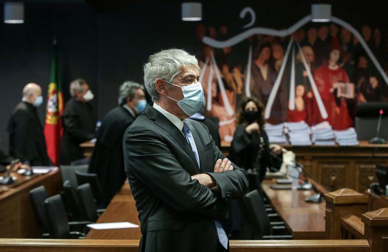 Portugees oud-premier José Socrates. Beeld Reuters