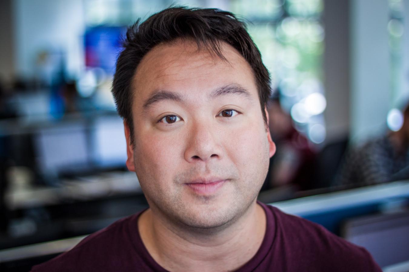 Will Shu, oprichter en topman van maaltijdbezorger Deliveroo