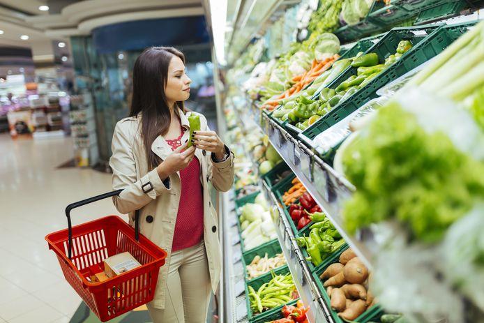 Groenten in het seizoen eten scheelt in de kosten.