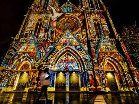 740.000 mensen bezochten Glow Eindhoven