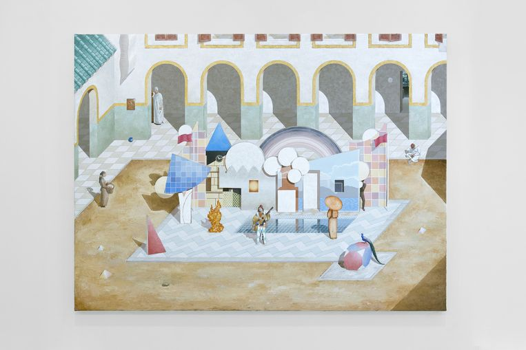 Christian Hidaka, Untitled, 2015. Beeld .