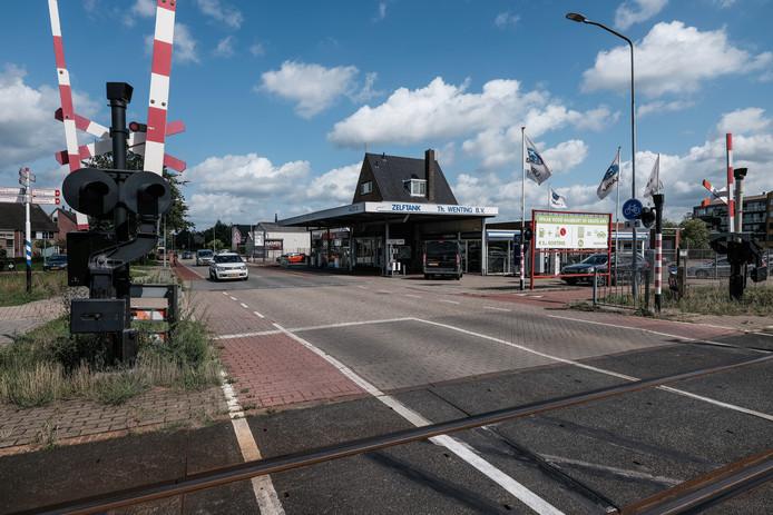 Tankstation Wenting aan de Wijnbergseweg in Doetinchem wil verhuizen naar een plek langs de Oostelijke Randweg.