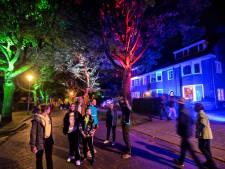 Bijzonder spektakel in Arnhem: Lichtschilderijen van Breitner in de Breitnerstraat