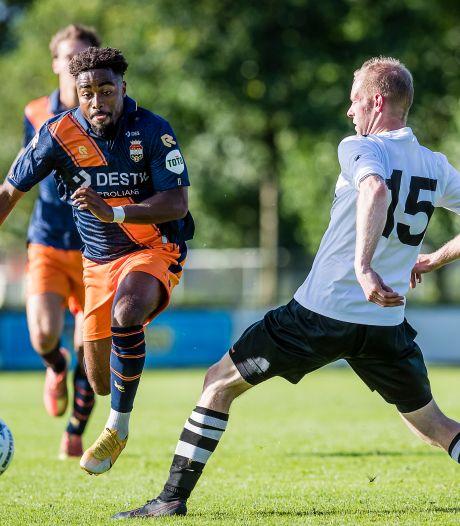 Willem II blijft op schot: ook dubbele cijfers in Diessen