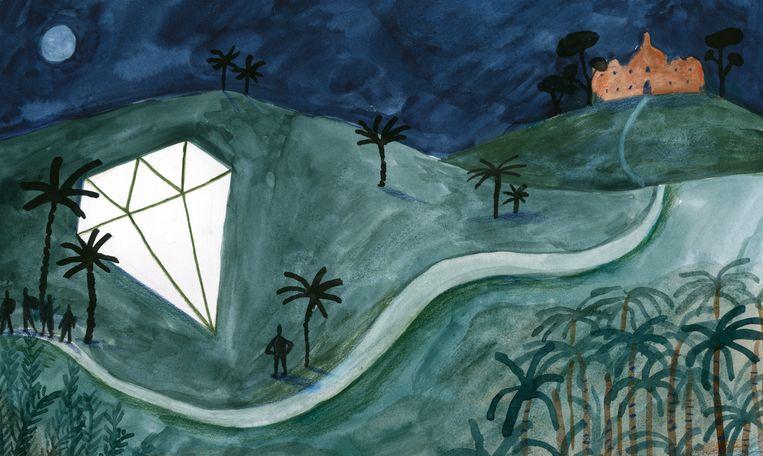 Kunstvoorwerpen die Nederland heeft geroofd uit Indonesië moeten terug. De vraag is alleen hoe?  Beeld Femme ter Haar