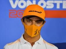 Alleen Verstappen en Stroll waren jonger dan Norris bij eerste podiumplaats: 'Ik ben superblij'