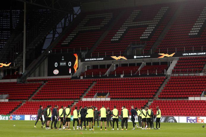 Granada debuteert vanavond in Eindhoven in de Europa League.