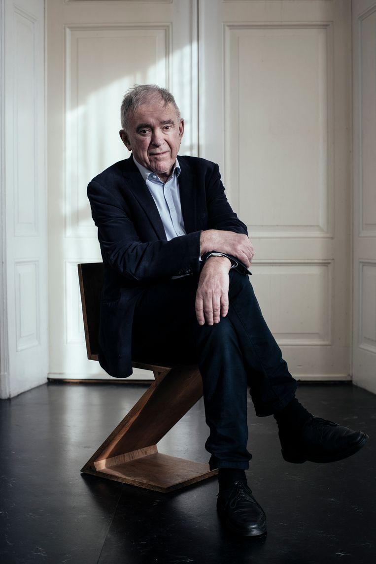 K. Schippers, pseudoniem van Gerard Stigter. Beeld Marc Driessen/Lumen