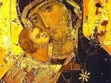 Iconen schilderen is mediteren voor Ilona Schmit uit Kattendijke