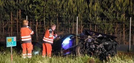 Slachtoffer (38) uit Dongen van ongeluk randweg Tilburg is overleden