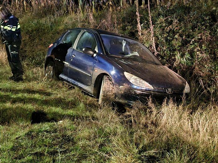 Op de Rondweg-N315 bij Ruurlo heeft maandagavond een eenzijdig ongeval plaatsgevonden. Eén persoon raakte gewond.