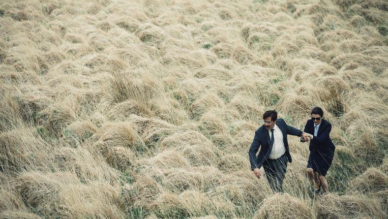 Colin Farrell: terug van weggeweest. Beeld Despina Spyrou