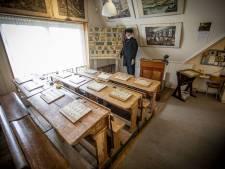 Onderwijsmuseum Ootmarsum blijft tot  zeker eind mei gesloten