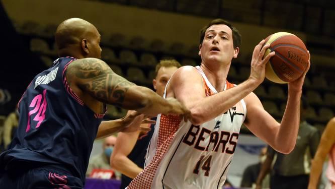 Leuven Bears leveren sterke teamprestatie tegen Phoenix Brussels