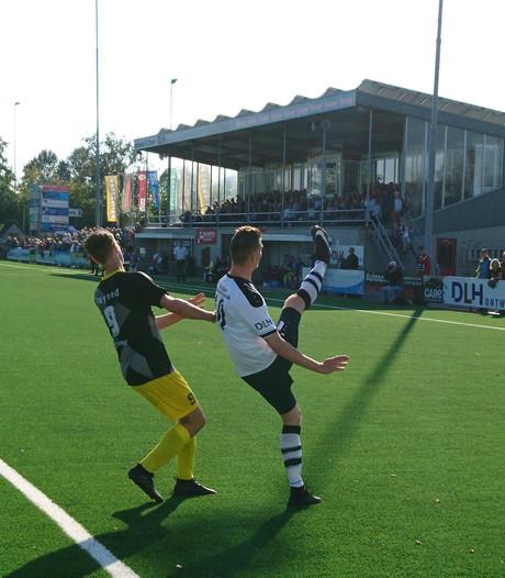Berkum verslaat Staphorst in levendige derby