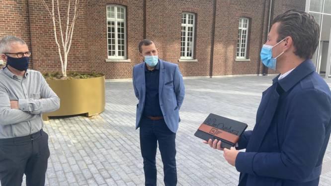 Stad zet Hasseltse kampioenenmaker Wim Fissette in de bloemetjes