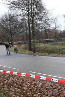 Kerstbomenhandel in Oss was lang onbereikbaar: 'Dit is dé zaterdag'