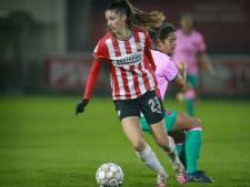 Amy Harrison verlengt contract met een jaar bij PSV