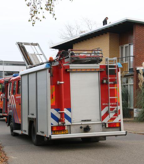 Brand op dak in Neede na plaatsen van zonnepanelen