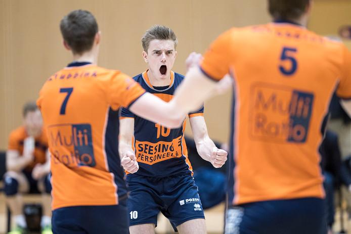De selectie van Orion kent met de komst van Ogink nu negen spelers.