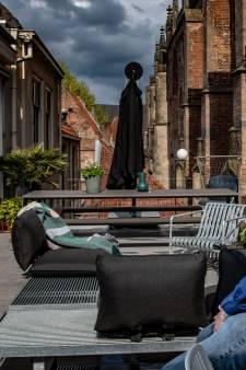 Deventer Op Stelten mét publiek en optredens in (privé-) binnentuinen: 'Zo kan het'