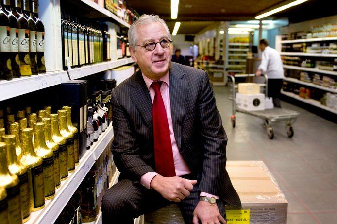 John Peek: directeur van Horecagroothandel HANOSISPC en tevens lid van de raad van commissarissen van NAC.