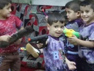 IS gebruikt weeskinderen in nieuwe video